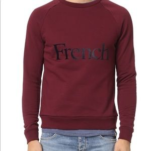 French trotters Denis French sweatshirt
